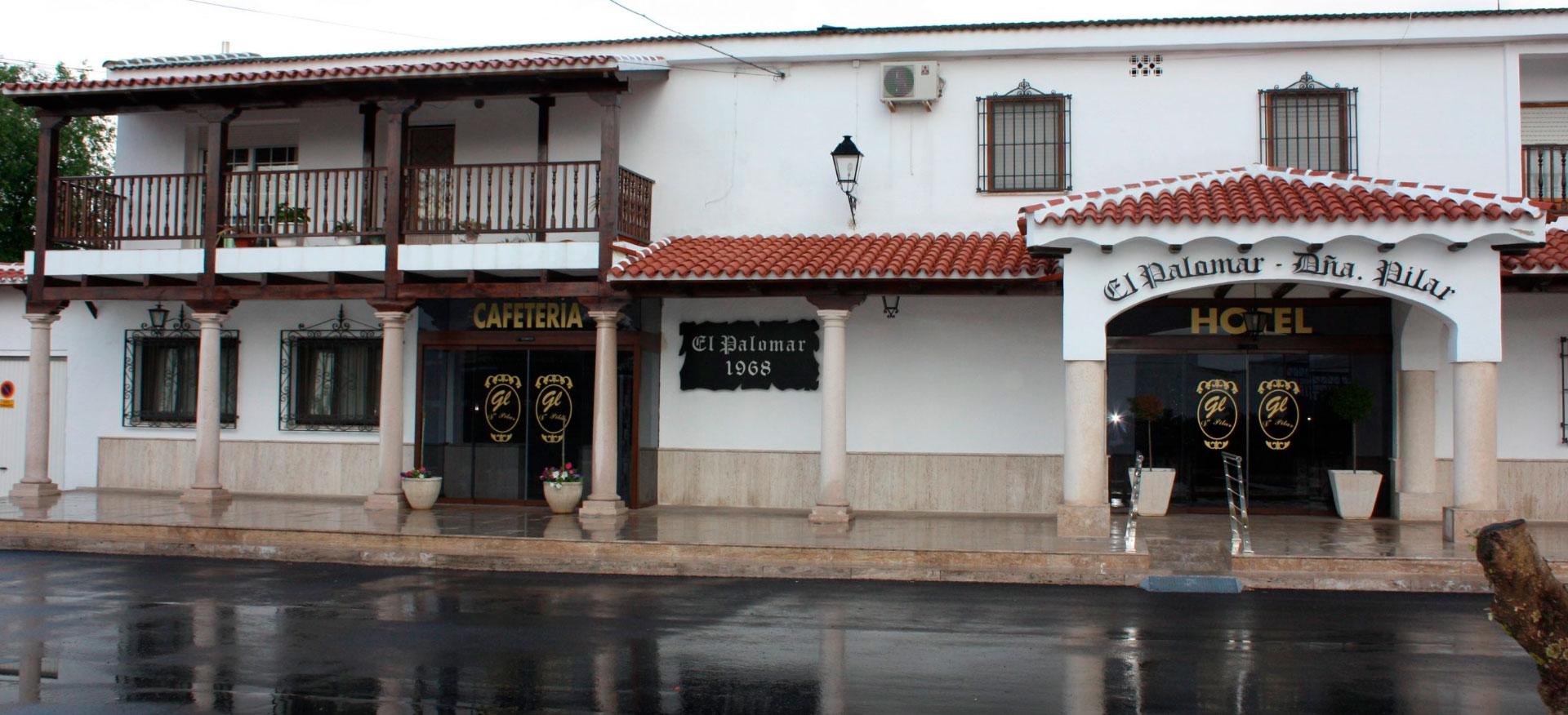 Hotel Mª Pilar Tomelloso